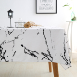 Sales Price Ins Simple Manicure Makeup Table Tablecloth Marble Pattern
