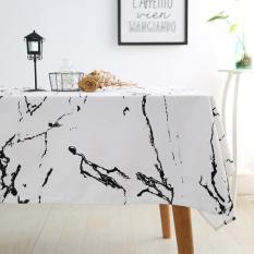 Sale Ins Simple Manicure Makeup Table Tablecloth Marble Pattern Oem Original