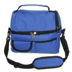 Compare Price Insulated Waterproof Thermal Shoulder Picnic Cooler Lunch Bag Storage Box Tote Intl Oem On China