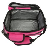 Price Compare Insulated Waterproof Thermal Shoulder Picnic Cooler Lunch Bagstorage Box Rose Red Intl
