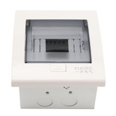 Sale Inwall Insulated Housing Cuboid Protective Box Distribution Board Consum 6 Sizes Intl Oem On China