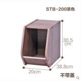 Best Price Iris Stb400 Minimalist Wooden Storage Cabinet