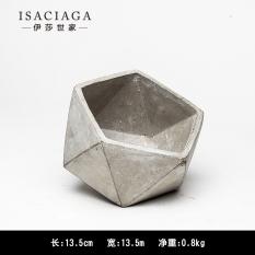 Retail Price Isaciaga Simple Industrial Living Room Vase Flower Holder