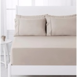 Isleep 100 Pure Cotton Hotel Bedsheet Sets Latte Promo Code