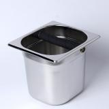 Who Sells Italian Semi Automatic Coffee Machine Knock Slag Box Waste Bucket Cheap