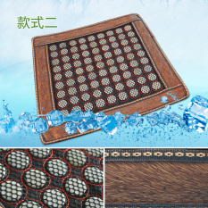 Sale Germanium Stone Tourmaline To Therapy Health Jade Summer Cool Cushion Online China
