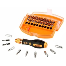 JAKEMY JM-6104 31 in 1 Aloft Work Screwdriver Repair Tool Set - intl