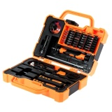 Discounted Jakemy Jm 8139 45 In 1 Precise Screwdriver Set Repair Kit Opening Tools For Cellphone Computer Electronic Maintenance Intl