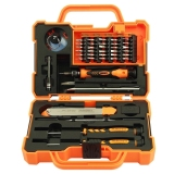 Discount Jakemy Jm 8139 Anti Drop Electronic 43 In 1 Precision Screwdriver Hardware Repair Open Tools Set Oem China