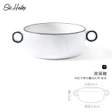Sale Japanese Style Home Ceramic Rice Bowl Ears Bowl Siv Heike