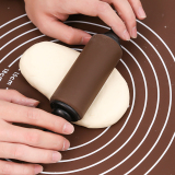 Anti Stick Rub Surface Stick Baking Pie Pressure Dough Stick Rolling Pin Price