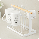 Discount You Think Home With Hanging Rack Drain Iron Art Cup Holder China
