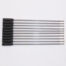 319bb40c6eeb00 Jetting Buy 10 X Cross Type Ballpoint Pen Refills ink medium   black WF  Black
