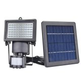 Jianyi Solar Powered Waterproof Security Light With Motion Sensor And 60 Bright Led Intl Discount Code