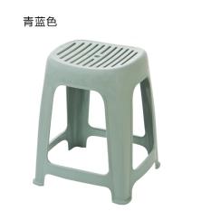 Minimalist Thick Non Slip Plastic Stool Shop