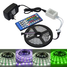 Compare Jiawen 5M 5050 Rgbw Led Light Strip Remote Controller 12V 2A Power Supply Rgb White Indoor For Decoration Intl Prices