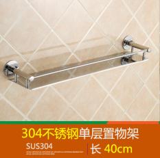 Discount Jibaiju Stainless Steel Bathroom Wall Hangers Multi Layer Shelf Oem On China