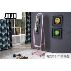 Lowest Price Jiji Basic Standing Mirror Standing Mirror Movable Full Length Mirror Classic Tall Mirror Exquisite Mirrors Mirrors
