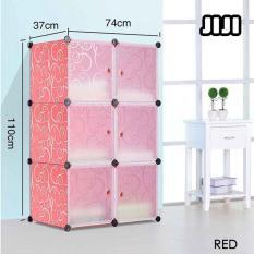 Wholesale Jiji Creative Storage Cabinet 3 X 2 Floralistic Diy Storage Cabinets 3 X 2 Plastic Storage