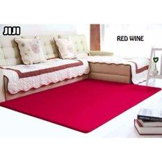JIJI 100 x 200 Cm Floor Carpets: Japan Non Skid Water Absorbent Carpet 100 x 200 Cm (Carpet)