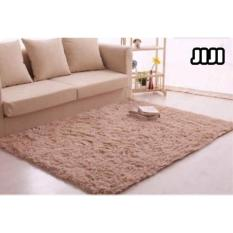 JIJI 160 x 200 cm Floor Carpets: Microfiber Non-Skid Carpet 160 x 200 cm (Carpet)