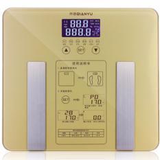 Top Rated Jiji Granite Series X7 Measurements Weighing Scale Bmi Calories Body Fat Tempered Glass Weighing Scale Digital Weighing Scale Body Analyzer