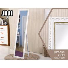JIJI Exquisite Standing Mirror / Standing Mirror / Movable/ Full length mirror / Classic / Tall mirror / Exquisite Mirrors (Mirrors)