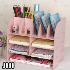 Best Buy Jiji Tb 04 File Storage Rack Cupboard Makeup Table Organizers ★Acrylic ★Table Organizers ★Drawers ★Storage ★Compartment ★Cabinets