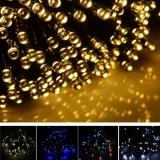 Buy Jo In 17M 100 Led Solar String Light Waterproof Christmas Party Decor Light Yellow Oem Cheap