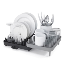 Joseph Double Kitchen Sink Dishes Dish Rack Drain Rack Shop