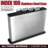 Joseph Joseph Index 100 Stainless Steel Case Large Chopping Boards Stylish Cheapest In Sg Joseph Joseph Cheap On Singapore