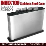 Price Joseph Joseph Index 100 Stainless Steel Case Large Chopping Boards Stylish Cheapest In Sg Joseph Joseph Original
