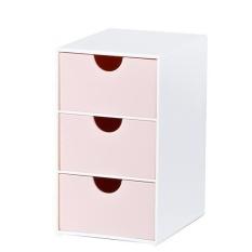 Purchase Joy Drawer Type Storage Box Pink Intl