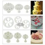 Best Reviews Of Jvgood Fondant Cake Decorating Kit 14 Sets 46Pcs Assorted Modeling Tools And Plunger Cutters For Fondant Gum Paste Sugarcraft