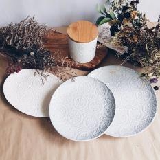 Price Kasey Embossed 4 Piece Tableware Set On Singapore