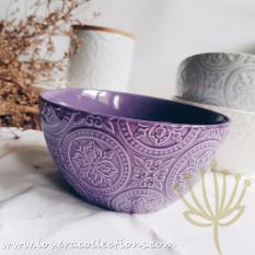 Purchase Kasey Embossed Soup Bowl Online