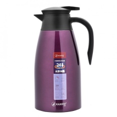 The Cheapest Kaxifei Stainless Steel Thermal Flask Jug Coffee Pot Vacuum Insulation Water Bottle Purple Intl Online