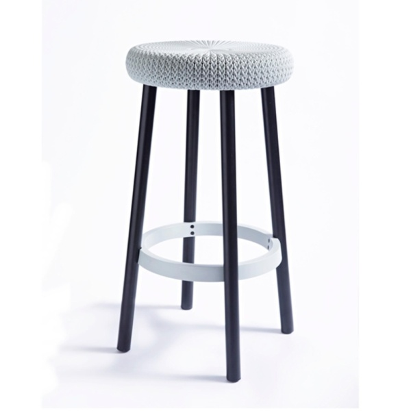 Keter Cozy Bar Stool
