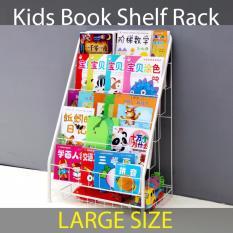 Kids Bookshelf Organizer - Large