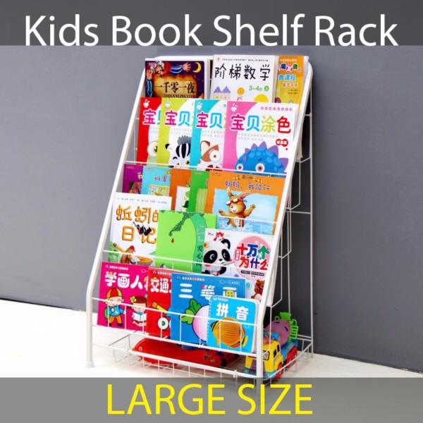 Kids Bookshelf Organizer - Large