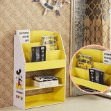 Sale Kids Bookshelves 823 Yellow Singapore Cheap