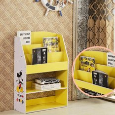 Buy Kids Bookshelves 823 Yellow Oem