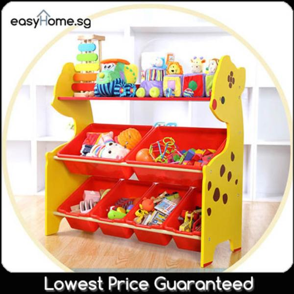 Kids Storage Shelves TNWX-0552 (3 Tier)