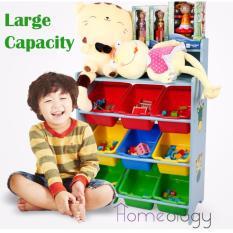 Kids Toy Rack Organizer Cabinet Storage Children Book Shelf Type C Lowest Price