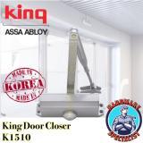 Great Deal King Door Closer K1510 Hold Open