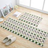 Discount Dust Absorbing Non Slip Rectangle Door Mat China