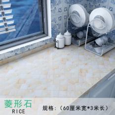 Kitchen bathroom tile furniture table waterproof adhesive paper Wallpaper