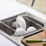 Top 10 Kitchen Sink Filter Water Basket Fruit And Vegetable Drain Rack Dish Basket