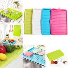 The Cheapest Kitchen Storage Dish Cup Drying Rack Holder Organizer Drainer Dryer Tray Intl Online