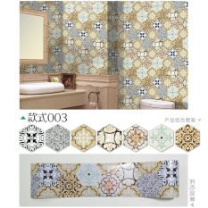 Review Hexagonal Waterproof Self Adhesive Paper China